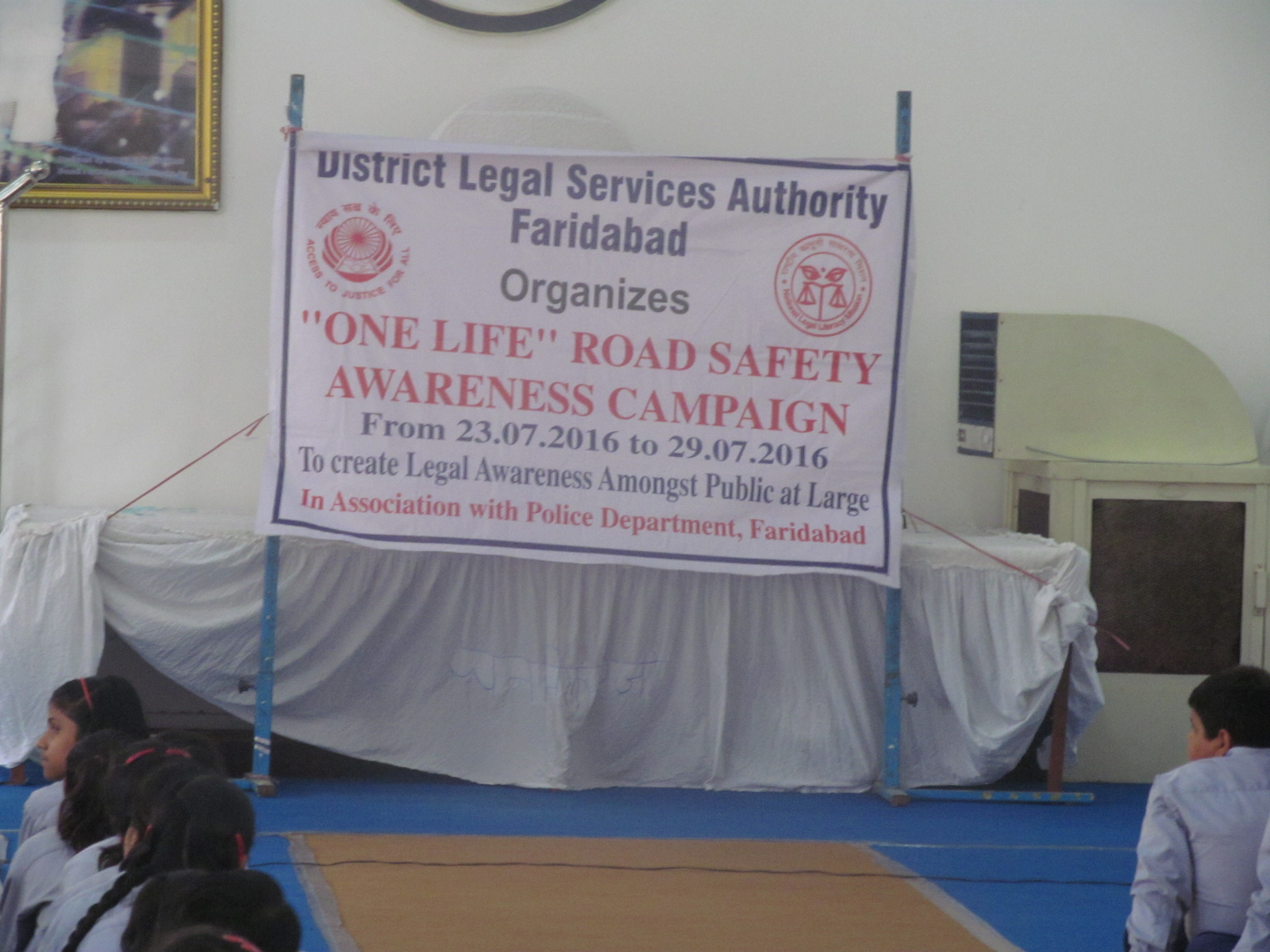 Road Safety Awareness Campaign