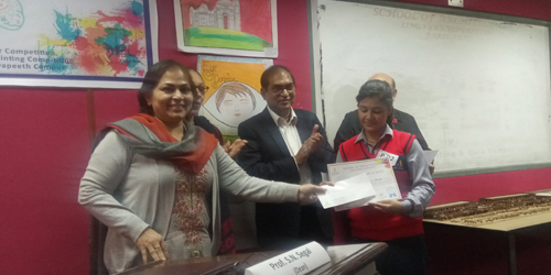 Inter-School Painting & Quiz Competition