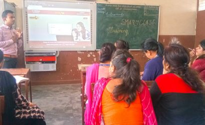 Training for Smart Class use