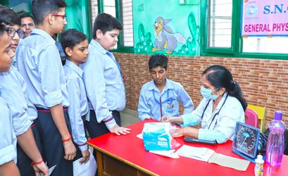 Annual Health Check Up Camp – 2019
