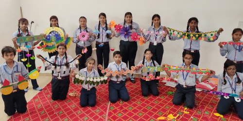 Inter-House Diwali Competition